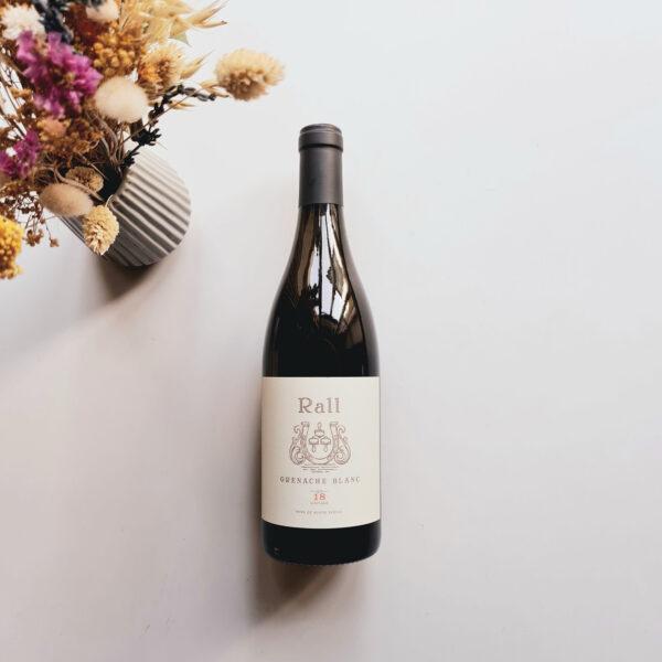 Rall Wines, Grenache Blanc 2018