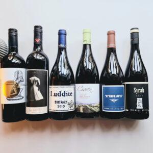 Weinbox: Syrah/Shiraz - Die Wandelbare