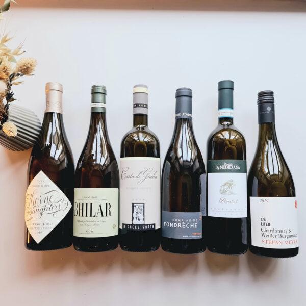 Weinbox: Weißweincuvées - Komplexität durch Diversität