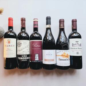 Weinbox: Rotweincuvées No. 2 - Große Weine der Welt
