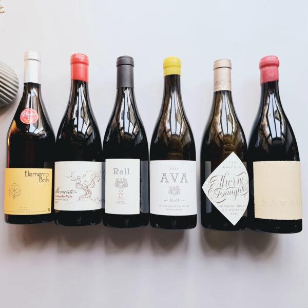 Weinbox: Südafrika - Die Speerspitze vom Kap