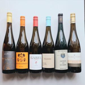 Weinbox: Riesling - Terroir & Reife